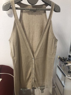 Esprit Knitted Vest gold-colored