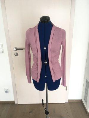 Zero Knitted Vest dusky pink