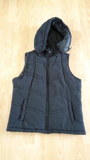Down Vest black
