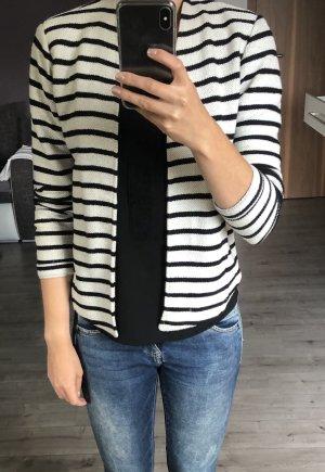 Esprit Jersey Blazer natural white-black