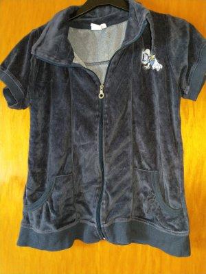 Fleece Vest anthracite