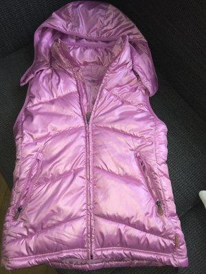 H&M Sport Capuchon vest roze