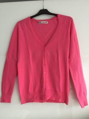 Weste in pink von Zara