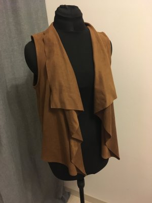 Only Leather Vest multicolored