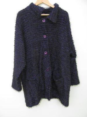 Vintage Fringed Vest lilac