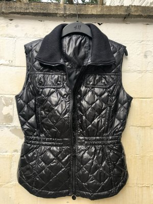 Apart Quilted Gilet black