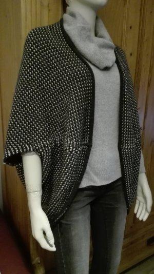 Opus Smanicato lavorato a maglia nero-grigio
