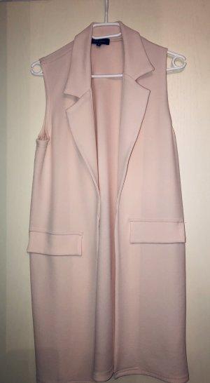 New Look Fleece Vest pink