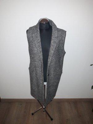 Second Female Gilet de costume gris