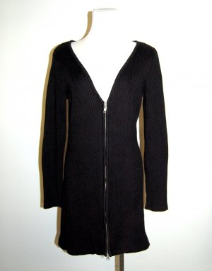 Weste - Strickjacke - Long Cardigan von Heine Gr. 40