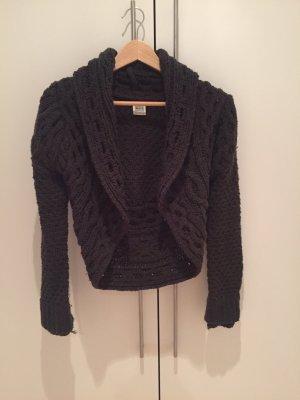 Object Jersey de lana marrón oscuro