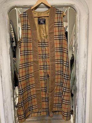Burberry Chaleco de punto largo marrón-marrón claro