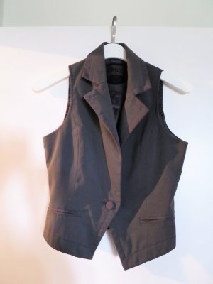Be only Vest anthracite polyester