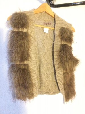 Weste von Review, Fake Fur, L
