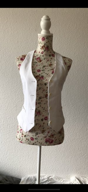 Waistcoat white