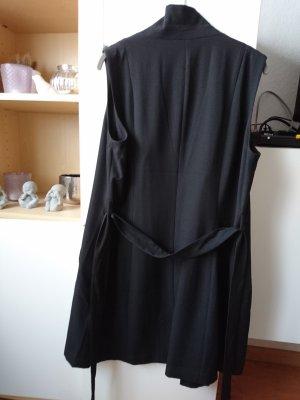 Tom Tailor Denim Waistcoat black