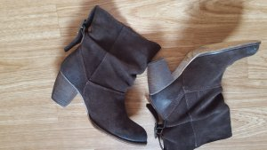 Buffalo Ankle Boots bronze-colored-ocher