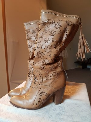 Vero Cuoio Western Boots brown
