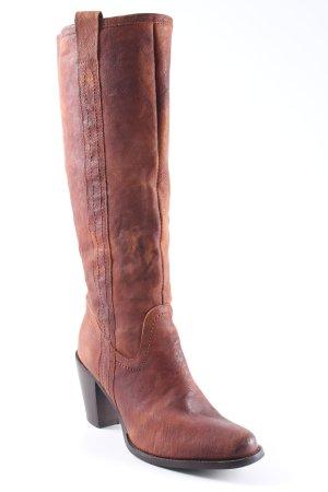 Boots western cognac style Boho