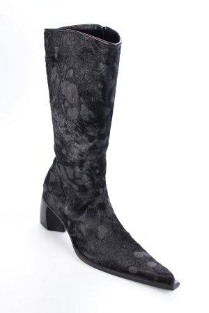 Boots western noir motif animal style extravagant