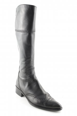 Boots western noir style Boho