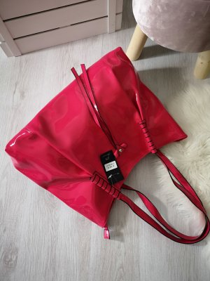 Carry Bag neon pink