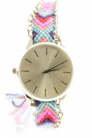 wet seal Analog Watch ethnic pattern Aztec print