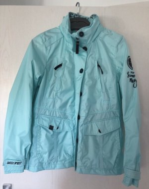 Camp David Imperméable turquoise