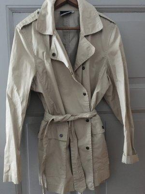 Wetterjacke im Trenchcoat-Look