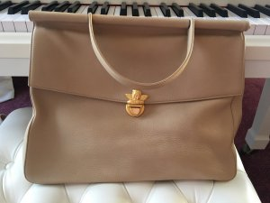 Carry Bag camel leather