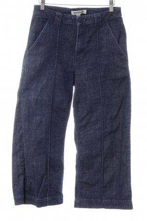 Whistles Jeans a 7/8 blu stile casual