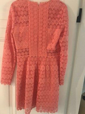 WHISTLES lachs traumhaftes Kleid Größe 38