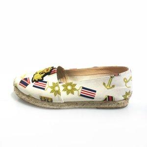 Christian Louboutin Espadrille sandalen wit