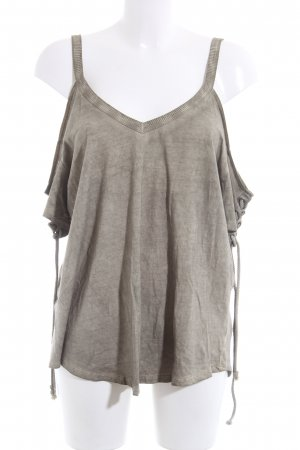 Shirttunika khaki Casual-Look