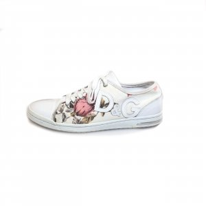 White  Dolce & Gabbana Sneaker