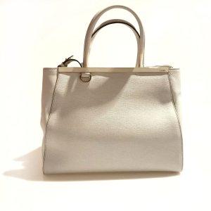 White  Fendi Shoulder Bag