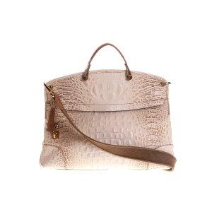 White  Furla Shoulder Bag