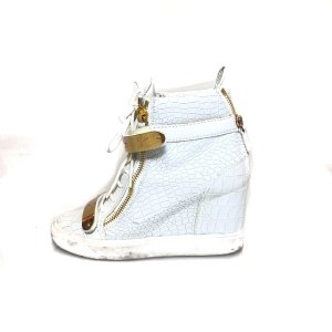 White  Giuseppe Zanotti Sneaker