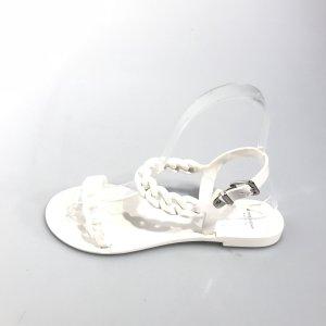 White  Givenchy Sandal