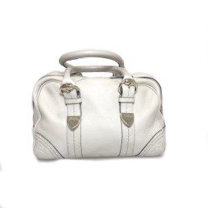 White  Gucci Shoulder Bag