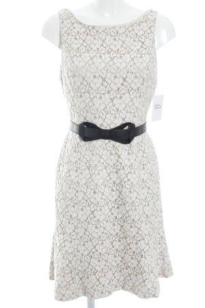White House Black Market A-Linien Kleid florales Muster Elegant