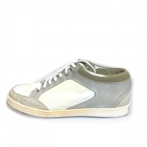 White  Jimmy Choo Sneaker