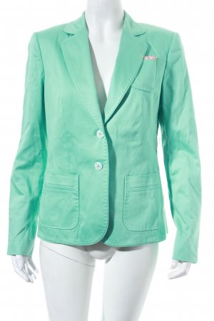 White Label Blazer mint Business-Look
