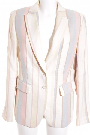 White Label Blazer Streifenmuster Casual-Look