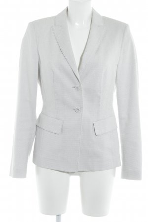 White Label Knitted Blazer light grey-natural white flecked business style