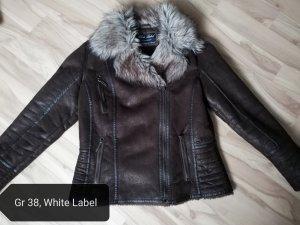 White Label Winterjacke In 38