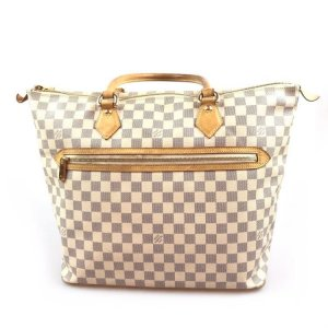 White  Louis Vuitton Shoulder Bag