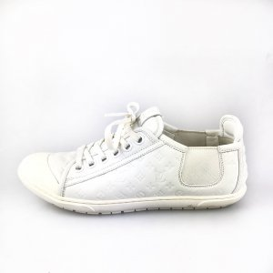 White  Louis Vuitton Sneaker