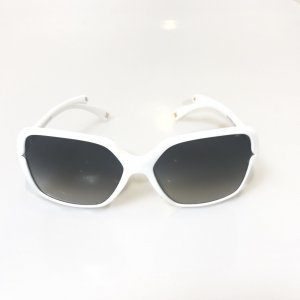 White  Louis Vuitton Sunglasses