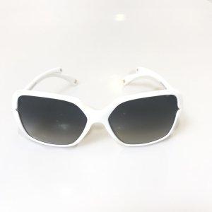 White  Louis Vuitton Sunglasses